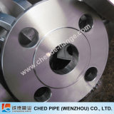 Borde de Wn de la instalación de tuberías de acero inoxidable (autógena de tope)