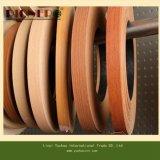 Bordure foncée de PVC de prix concurrentiel avec la bonne qualité