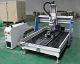 Router elevado 0609 do gravador do CNC 3D de Effiency para a madeira