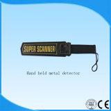 Varredor portátil 3003b1 do detetor de metais à mão super do varredor