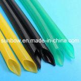 Tubo de goma de silicona para Electric Cable y alambre de aislamiento