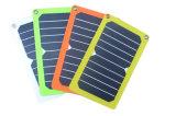 Carriable Solarc$li-polymer-plastik 5V Batterie mit USB-Kabel