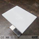 China-weiße Steingaststätte-Schnellimbiss-Tische und Stuhl