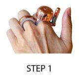 方法ギフト屋外スポーツRunbellのための鐘のリング