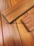 Suelo de madera del entarimado/de la madera dura de Commerlial del hogar de la protección del medio ambiente (que bloquea tecnología)