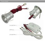 mini LED proyector de RoHS LED del Ce de la iluminación del bulbo de 1W 110V 220V 15m m