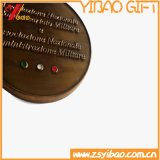 Medaglia della moneta di placcatura 3D e medaglione animali (YB-HR-58)