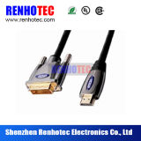 HDMI DVI weiblicher Verbinder-elektrischer Verbinder