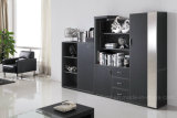 Chinesisches heißes Verkaufs-Büro-Möbel-Bücherregal (Zehner-Klub)
