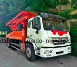 33m 35m 38m 6X4 구체 펌프 트럭
