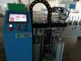 Máquina de envolvimento de estratificação Certificated TUV acrílica do Woodworking da placa de Pur
