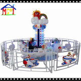 2017 Kids Helicopter Amusement Park Ride Indoor Entertainment Equipment