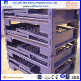 Belüftung-überzogener flexibler Speicher-Metallstahl-Behälter