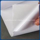 resíduo metálico autoadesivo impermeável da base da água da colagem 15um