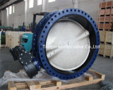 Il grande diametro Dn1400 ha flangiato valvola (D41X-10/16)