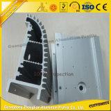 Pièces d'auto en aluminium de profil de procédé de machine de haute précision
