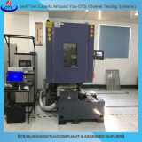 Machine de test combinée de vibrations de température et d'humidité de l'environnement