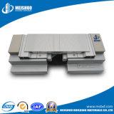 Grooved verdrängtes Aluminiumfußboden-Ausdehnungsverbindung-System