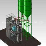 공장 판매 Containerized 특별한 건조한 박격포 생산 설비 Supllier