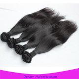 Verwicklung-freie heiße Verkaufs-Jungfrau mongolisches Remy gerades Haar