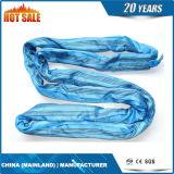 Bride de levage ronde de courroie de polyester de haute résistance