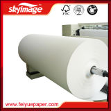 papel de transferência seco rápido do Sublimation de 50GSM*1.88m para a impressora rápida de Inkejet