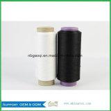 Hilados de polyester teñidos droga del 100% DTY 150/48