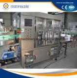 Abgefüllte Mineralwasser-heiße Schrumpfhülsen-Etikettiermaschine