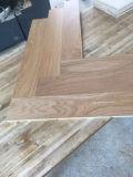 Parchè Herringbone lubrificato naturale della quercia americana