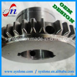 Дуктильная шестерня глиста утюга с процессом CNC подвергая механической обработке