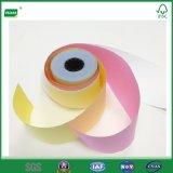 Rodillo Rollos De Papel Quimico del papel del papel sin carbono Roll/NCR para la caja registradora electrónica