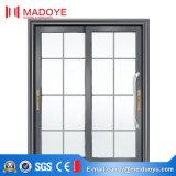 Puerta deslizante de la aleación de aluminio con el modelo decorativo moderno