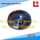 Helicoidal Transmissão Bevel Gear of Automobile Gearbox Contraeixo