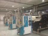 Secadores de aire desecantes y calientes con los cargadores