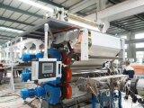 고용량 PVC 인공적인 대리석 장 Extrusuion 생산 라인