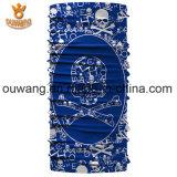 Nueva bufanda de encargo popular personalizada Headwear del tubo de la impresión de la mascarilla