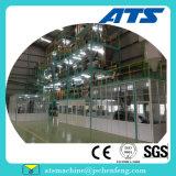 Línea de fabricación de polvo de mandioca para la fábrica de alimentos
