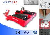 Matériel de découpage de laser de commande numérique par ordinateur pour le métal (GS-LFD3015)