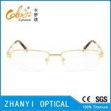 Telaio dell'ottica di Eyewear di alta qualità di vetro di titanio Semi-Senza orlo del monocolo (8401)