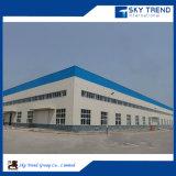 Fabbrica della struttura d'acciaio di disegno di basso costo da vendere
