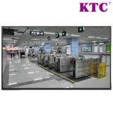 55 monitor del CCTV de la visualización de la pulgada FHD