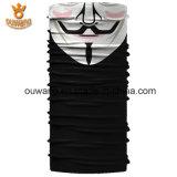 Bandana impresso da máscara protetora do Sell costume quente em nós