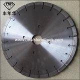 Lame de granit de diamant avec le faisceau en acier (350-600mm)