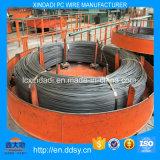 7.0 mm провода спиральн PC нервюр стального для цемента Poles