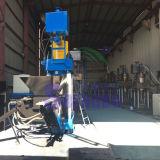 De hydraulische Briket die van het Zaagsel van het Aluminium Machine (Ce) maken