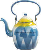 Новый чайник эмали качества типа для ежедневной пользы