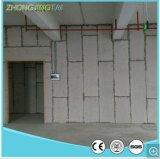 Migliore comitato di parete leggero di vendita del panino del cemento refrattario ENV di tasso alto dell'Asia