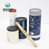Nuevo diseño de la caja de papel de regalo con la impresión del estilo chino