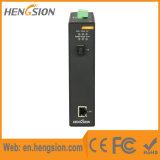 1 Tx 1 interruptor industrial da rede Ethernet da porta do gigabit de Fx