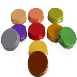 chiusura per Bottles&Jars, capsule dell'alluminio di 28mm di alluminio